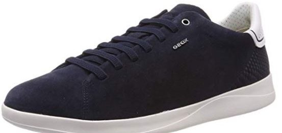 Amazon : Geox U Kennet B, Baskets Basses Homme